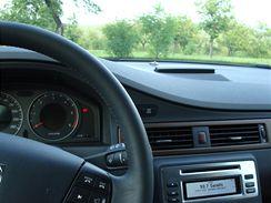 Navigační systém Volvo RTI