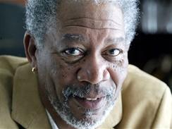 Morgan Freeman usp�l v roli Nelsona Mandely.