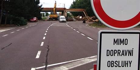 Celnice na rakousko-českých hranicích v Hatích na Znojemsku