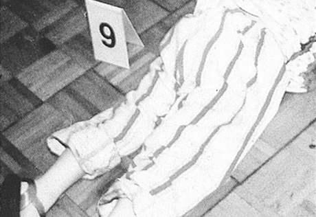 Seriál kriminální kauzy - mrtvolka zavražděného syna Jana Uhljara