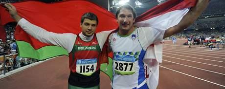 Medailisté kladivářské soutěže