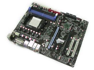 Referenční základní deska s AMD 790GX