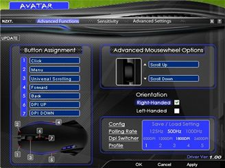 Avatar software