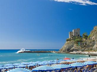 Itálie, Ligurské pobřeží, Monterossa