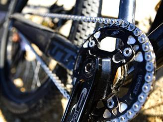 Řetěz na kole