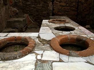 Itálie, Pompeje