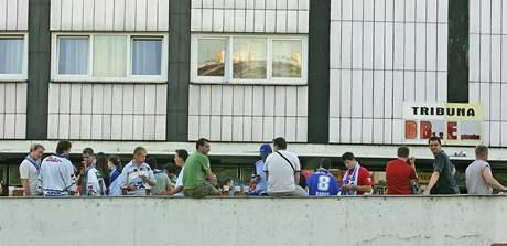 Přípravný zápas Komety s Olomoucí