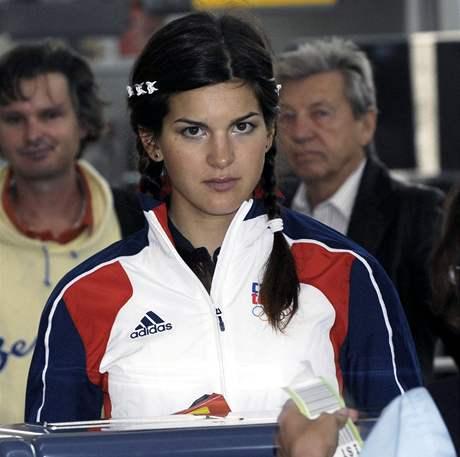 Tereza Hu�íková, cyklistika