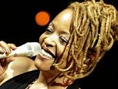 Americká jazzová zpěvačka Cassandra Wilsonová