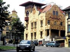 Praha, vila Helenka