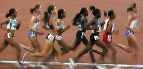 Vytrvalkyně: běh na 5 kilometrů