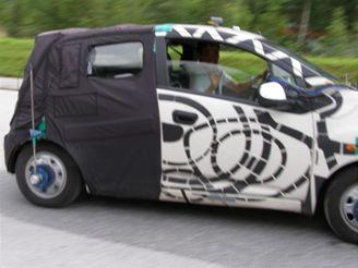 Maskované auto