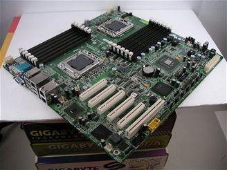 Víceprocesorový systém architektury Core i7
