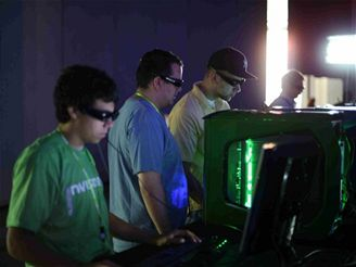nVidia NVISION 2008
