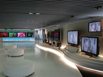 Sharp - Kameyama (atrium)