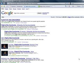 Google vysledky