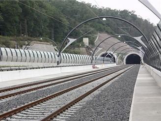 Nové spojení - estakáda od nádraží Libeň