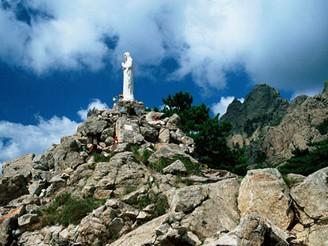 Korsika, G20, Col de Bavella