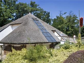 ZOO Lešná, africký pavilon