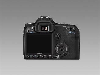 Canon EOS 50D - zadní část