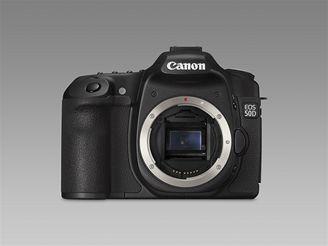 Canon EOS 50D - bez objektivu