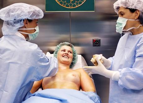 Operace prsou metodou Macrolane