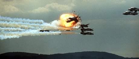 Letecká katastrofa - 70 mrtvých