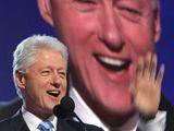 Bill Clinton na sjezdu demokratů v Denveru (27. srpna 2008)