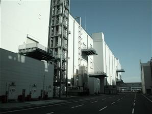 Sharp - Kameyama (v továrně)