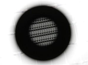 Sharp - tl detail mikroskop