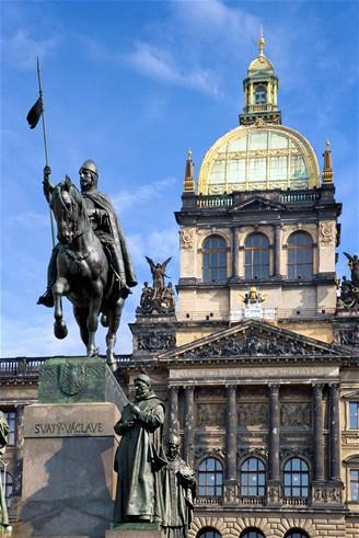 Národní muzeum, Praha