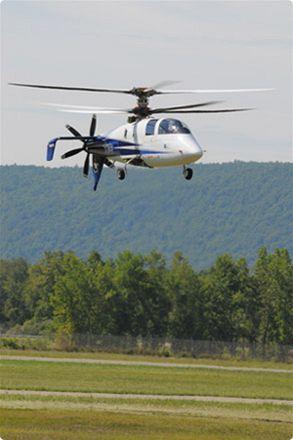 Vrtulník Sikorsky X2