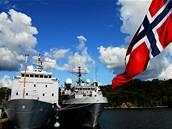 Norská námořní základna Haakonsvern