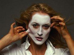 Z filmu Annie Leibovitz: Život objektivem - Meryl Streep