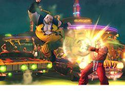 Street Fighter IV v. Mortal Kombat vs. DC Universe