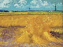 Z vídeňské Van Goghovy výstavy