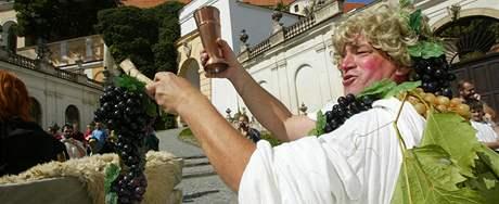Pálavské vinobraní - Bakchus