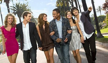 Seriál 90210 - hlavní herecký tým