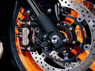 Novinky pro rok 2009: Honda CBR