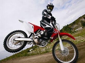 Novinky pro rok 2009: Honda CFR