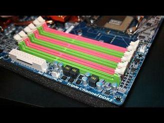 GA X58 Extreme DDR3 24GB