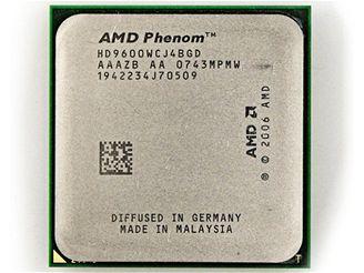 Současná verze Phenom X4 v detailu