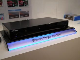 Samsung - IFA 2008 - Blu-ray přehrávač BD-P2500