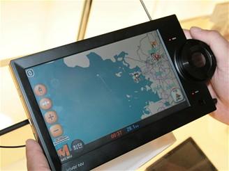 IFA 2008 - MP3 video PMP navigace NV