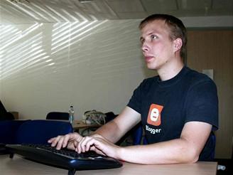 Vladimír Třebický - softwarový inženýr Googlu