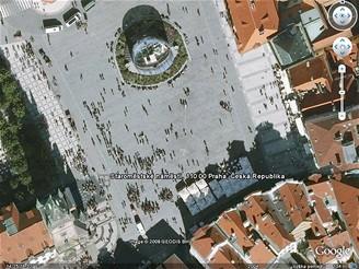 Google Earth - Staromestske namesti