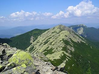Výlet do pohoří Horhany na Ukrajině