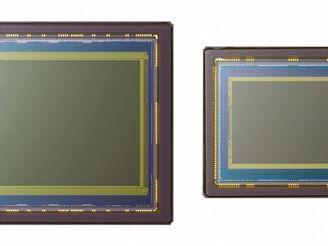 Porovnání plnoformátového a ASP-C CMOS čipu