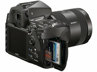 Digitální zrcadlovka Sony Alfa A900