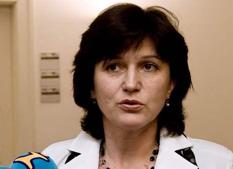 Olga ZUBOVÁ, 49 let, DSZ